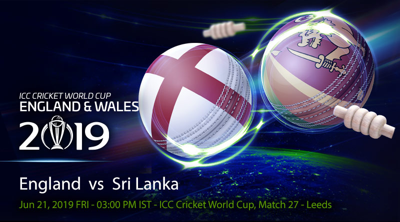 Cricket Prediction World Cup – England vs Sri Lanka – Record-breaking England set their eyes on Sri Lanka