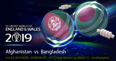 Cricket Prediction World Cup – Afghanistan vs Bangladesh – Much-improved Bangladesh look to win big against Afghanistan