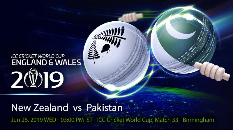 Cricket Prediction World Cup – New Zealand vs Pakistan – Exuberant Pakistan take on unbeaten Black Caps