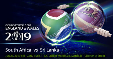 Cricket Prediction World Cup – South Africa vs Sri Lanka – Down and out South Africa look to make the road difficult for Sri Lanka