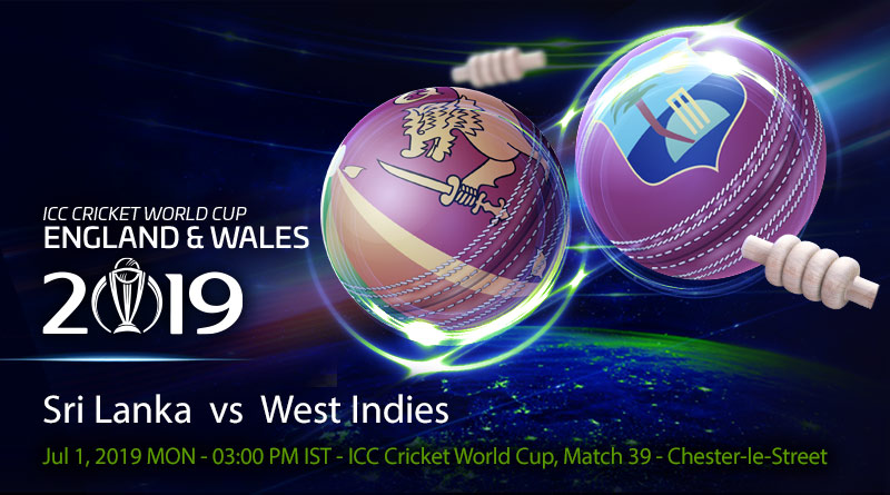 Cricket Prediction World Cup – Sri Lanka vs West Indies – On the verge of elimination Sri Lanka take on West Indies