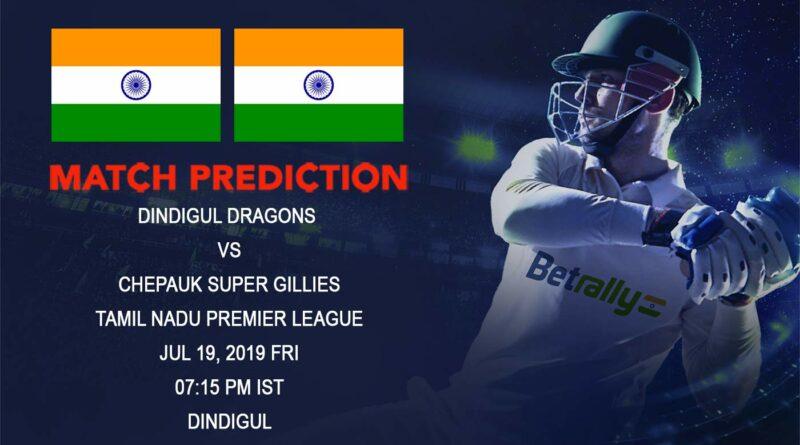 Dindigul vs Chepauk | Cricket Prediction | Betrally India Blog