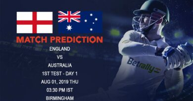 Cricket Prediction The Ashes – England vs Australia – On-top-of-the-world England set their eyes on the Ashes
