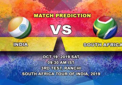 Cricket Prediction India vs South Africa ICC World Test Championship 19.10 to 23.10