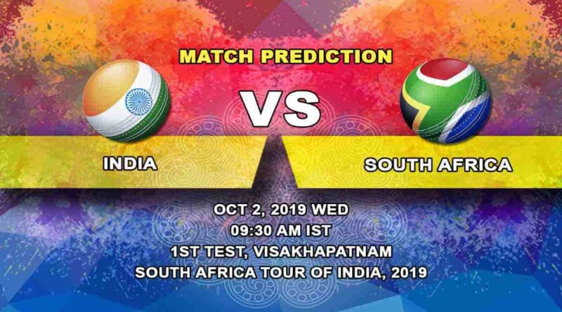 India vs South Africa Prediction