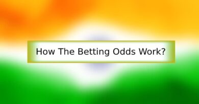How the betting odds work?