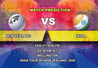 Cricket Prediction - New Zealand vs India - ICC World Test Championship 21.02